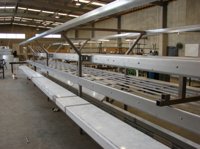 Conveyor Under Construction